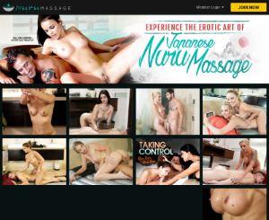 Nuru massage porn