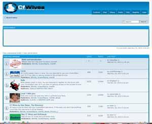 cfwives.com