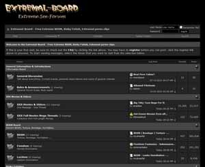 Extremal-board
