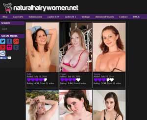 naturalhairywomen