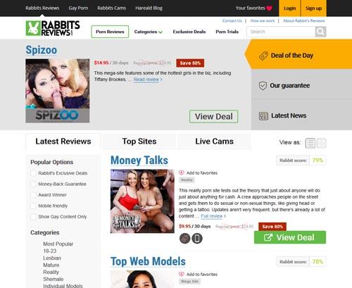 Porn review site top