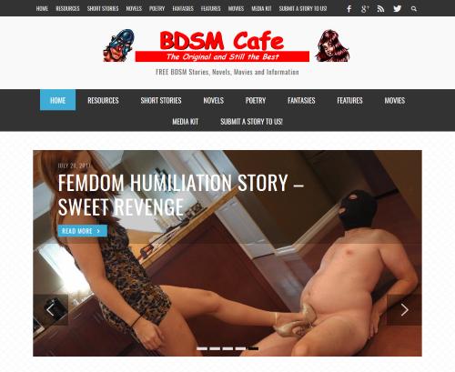 Bdsm informational site