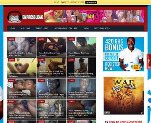 best african porn sites