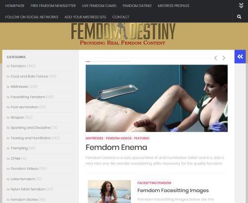 femdomdestiny