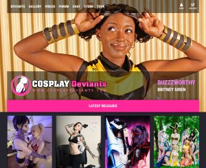 Cosplay Deviants