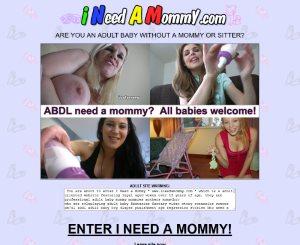 I Need A Mommy