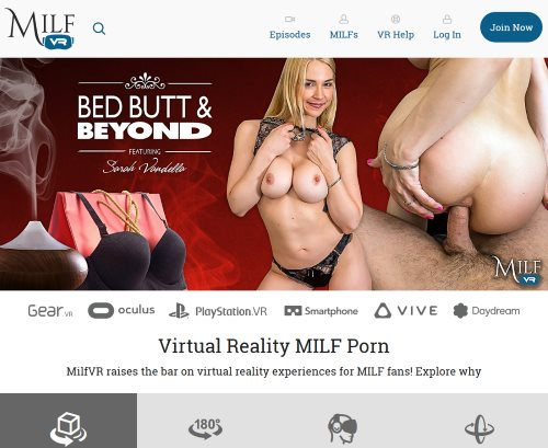 VR Milf Fetish