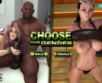 Interracial Porn Game