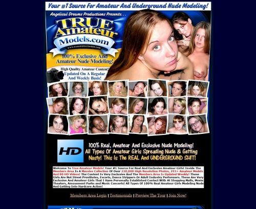 all amateur porn sites