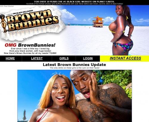 All ebony porn sites