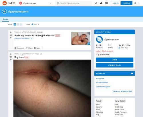 Incest Porn Reddit