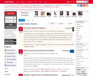 Erotic story website